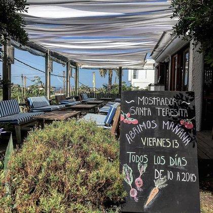 El chef argentino Fernando Trocca eleva la propuesta gastronómica cada año, en Mostrador Santa Teresita