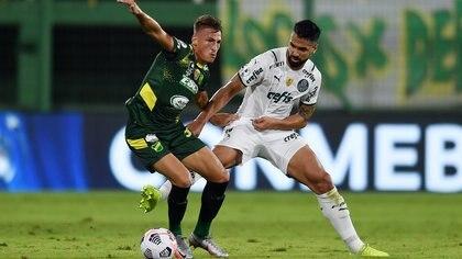 Defensa y Justicia deberá ganarle a Palmeiras en Brasil para consagrarse en la Recopa Sudamericana: hora, TV y formaciones