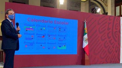 La SEP dio a conocer el calendario escolar oficial (Foto: Twitter@emoctezumab)