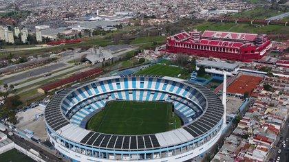 A partir de hoy, Avellaneda es la Capital Nacional del Fútbol