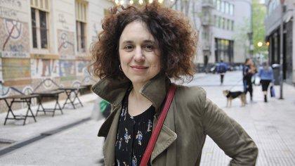 Eva Halac, dramaturga y directora teatral (Foto – Sandra Cartasso)