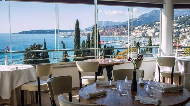 El restaurante Mirazur (@mirazur.fr)
