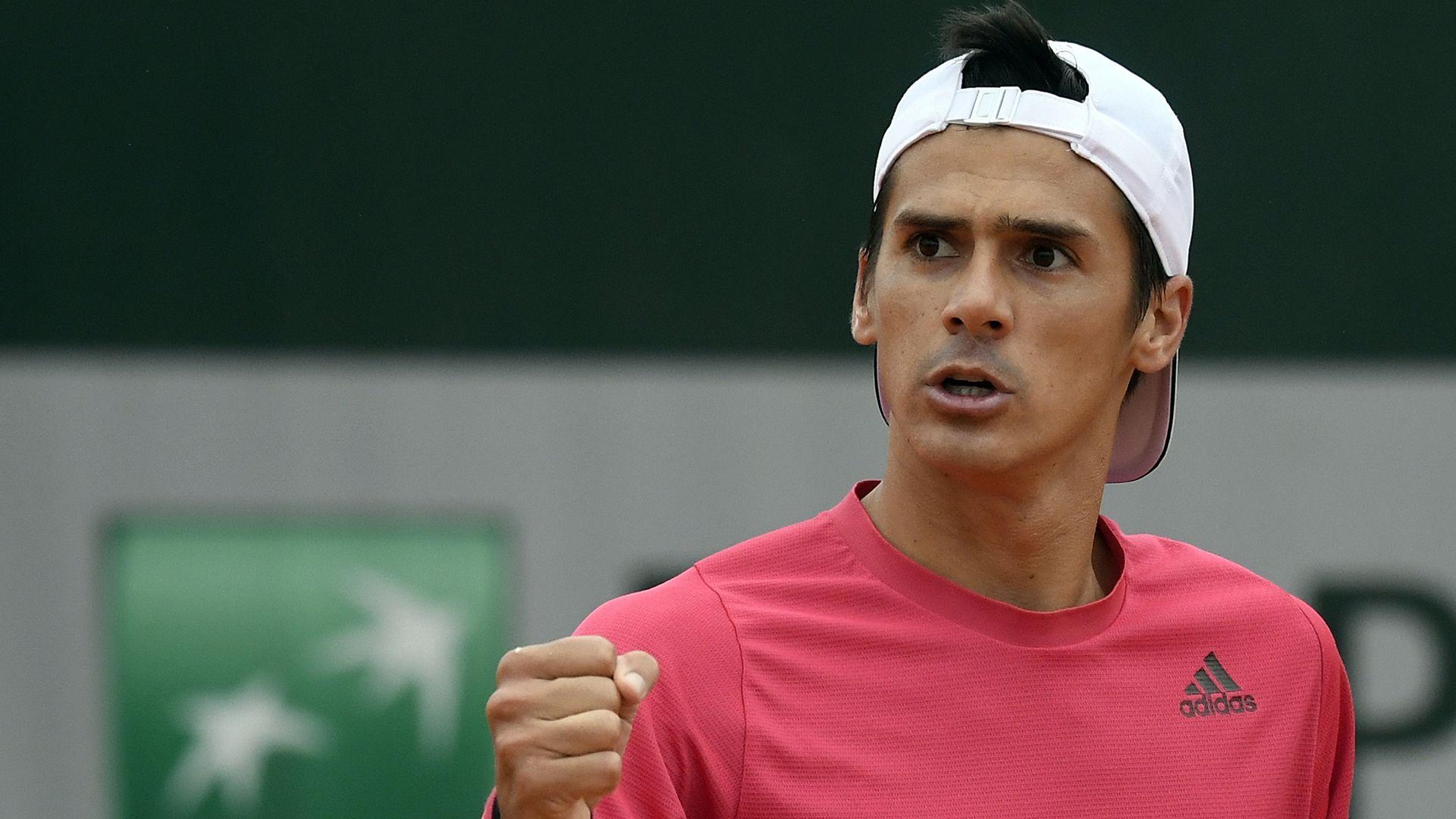 argentinos en Roland Garros