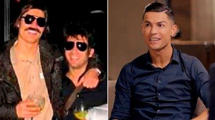 El futbolista portugués Cristiano Ronaldo reveló que se disfrazó para irse de fiesta en Madrid