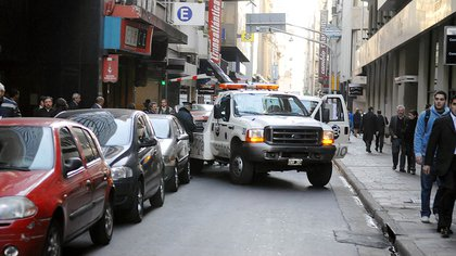 Parking meters in the City of Buenos Aires will increase from this month