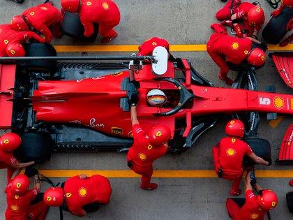 La Scuderia Ferrari tuvo una reestructuración en la parte técnica (Prensa Ferrari)