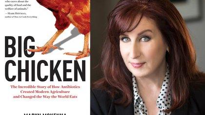 Maryn McKenna escribió un trabajo escalofriante sobre la cría de pollos para consumo humano