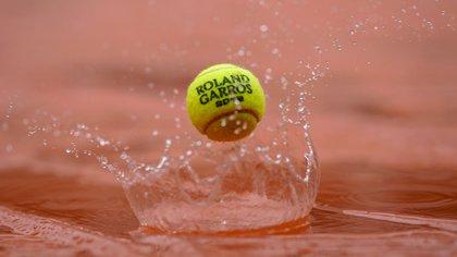 Roland Garros anunció la postergación del Grand Slam para septiembre y octubre (AFP)