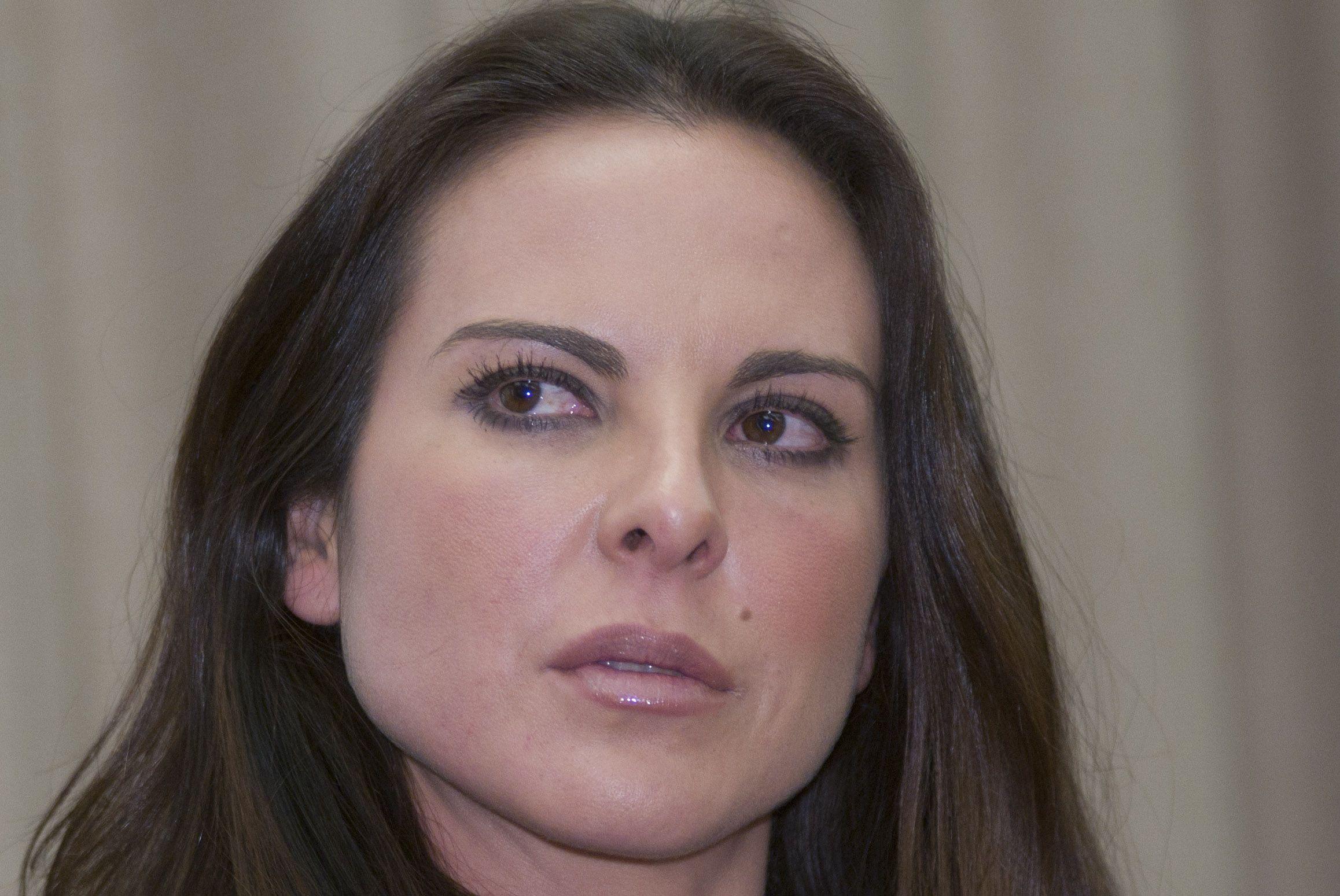 La actriz Kate del Castillo se dice víctima de persecución política y exige millonaria indemnización (Foto: Cuartoscuro)