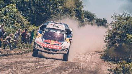 El Rally Dakar dejó su huella en Sudamérica (Reuters)