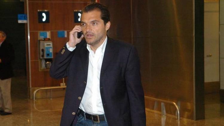 El empresario argentino Carlos Ahumada publicaría años después un video en el que detalló su relación con Robles Berlanga (Foto: archivo)