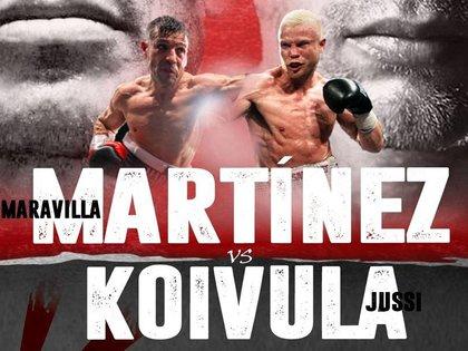 Maravilla Martinez nueva pelea