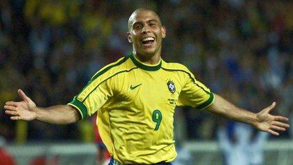 Ronaldo jugó cinco temporadas en el Real Madrid, entre 2002 y 2007 (Reuters)