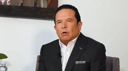 Los periodistas acusaron abusos de parte de Gustavo Adolfo Infante y otros periodistas (Foto: Mara Patricia Castañeda / Youtube - captura de pantalla)