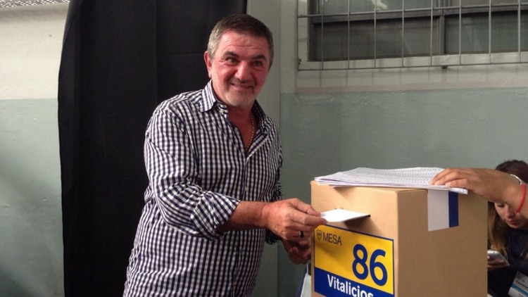 José Beraldi, candidato a presidente de Boca (@MuyBocaWeb)