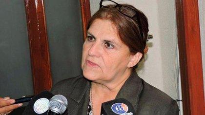 La diputada provincial tenía 64 años