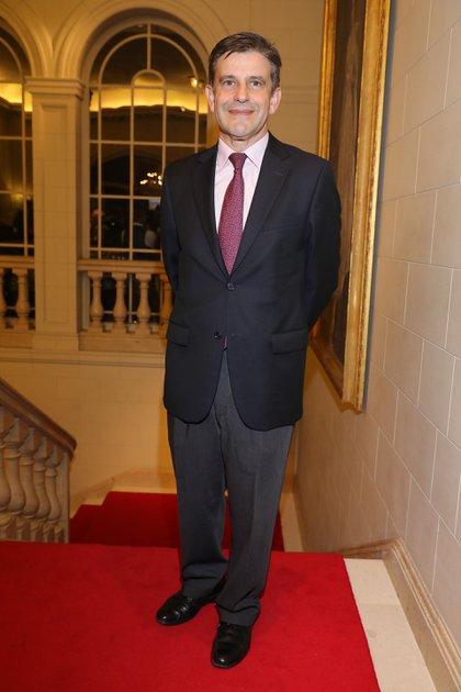 El ministro de Desarrollo Urbano y Transporte porteño, Franco Moccia