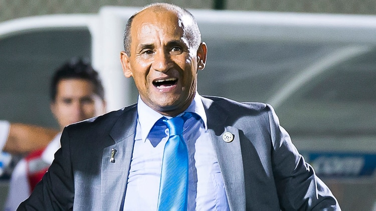 Henry Duarte, entrenador costarricense de Nicaragua