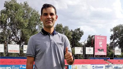 El mexicano estará a cargo del Cadete A del Alcalá, filial juvenil del RSD Alcalá (Foto: RSD Alcalá)