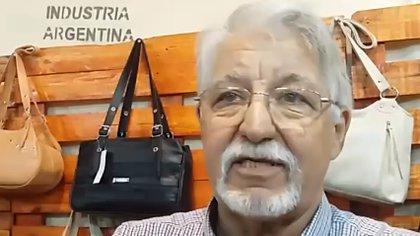 """""""La mochila es un elemento muy importante en esta época, muy dinamizador"""", resalta Rubén Pallone"""
