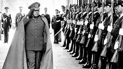 Augusto Pinochet gobernó Chile entre 1973 y 1990
