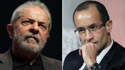 El ex presidente Lula da Silva también fue denunciado por Marcelo Odebrecht