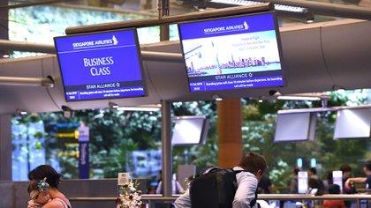 Singapore Airlines lanzará vuelos de casi 19 horas en octubre (AFP)