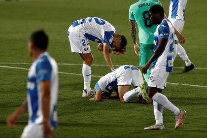 Aguirre lamentó que el factor humano sea determinante en estas jugadas (Foto: EFE)