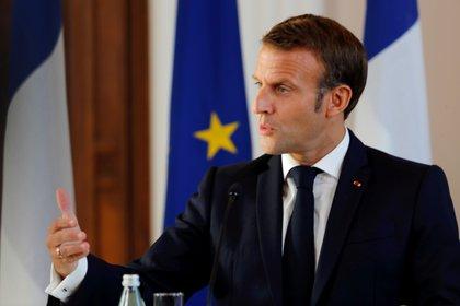 El Gobierno francés preparará en los próximos días un plan de acción para luchar contra el islamismo radical en el país, informaron fuentes del Elíseo tras la reunión del Consejo Nacional de Defensa. EFE/EPA/Toms Kalnins/Archivo