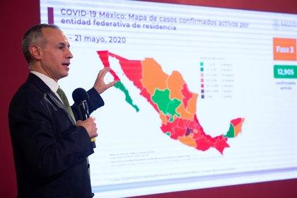 """El columnista aseguró que el funcionario ha presentado """"cifras poco robustas"""" (Foto: Cortesía Presidencia de México)"""