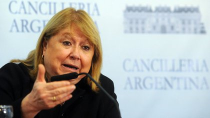 Susana Malcorra (Télam)