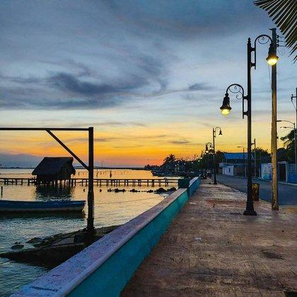 Isla Aguada, Campeche (Foto: Instagram/@expresocampeche)