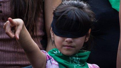 En redes sociales, los usuarios exigen justicia para la menor de siete años (Foto: Cuartoscuro)