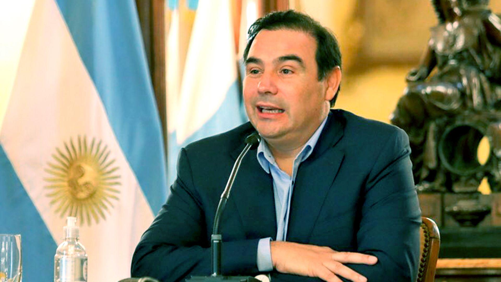 Gustavo Valdes - Corrientes