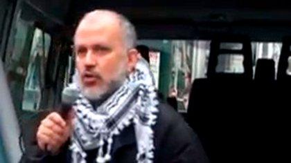 """Abdelhakim Sefrioui, presidente del """"consejo de imanes de Francia"""""""