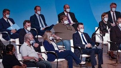 Carlos Boioni, entre los co-lanzadores del Consejo Económico y Social Adrián Escandar