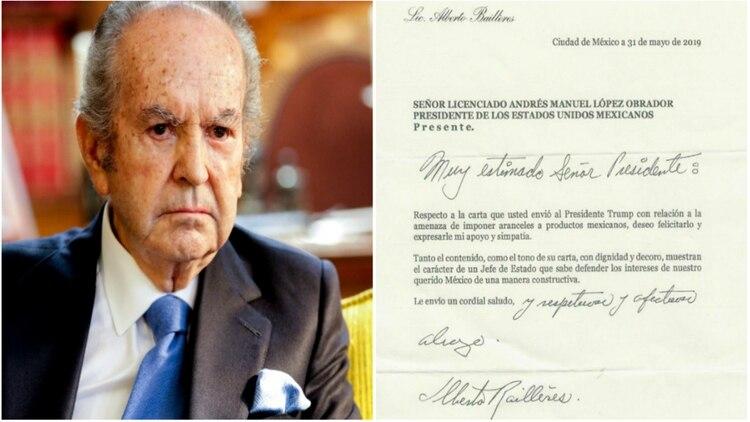 Esta es la carta que mandó uno de los hombres más ricos de México a ...