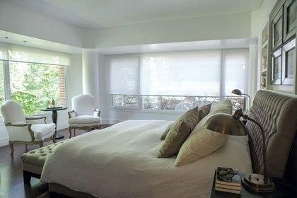 Dormitorio principal. Foto Axel Indik/ Para Ti