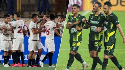 Defensa y Justicia visita a Universitario en busca de adueñarse del segundo puesto en su zona de la Copa Libertadores: hora, TV y formaciones