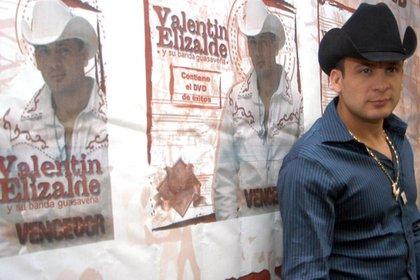 Valentín Elizalde (Foto: Cuartoscuro)