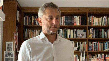 Gastón Levin, director del Fondo de Cultura Económica Argentina