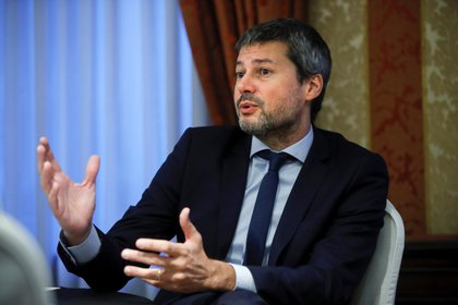 El ministro de Turismo, Matías Lammens (EFE)