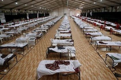 """""""Quizá estemos a las puertas de la destrucción"""", dijo sobre la pandemia de coronavirus (REUTERS/Francis Mascarenhas)"""