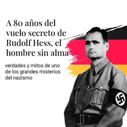 Rudolf Hess – Criminal Nazi
