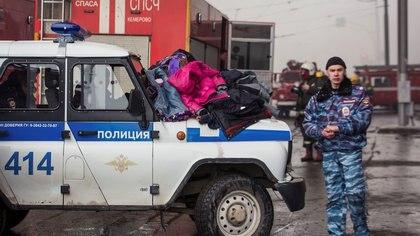 Al menos nueve muertos en un tiroteo en una escuela del centro de Rusia