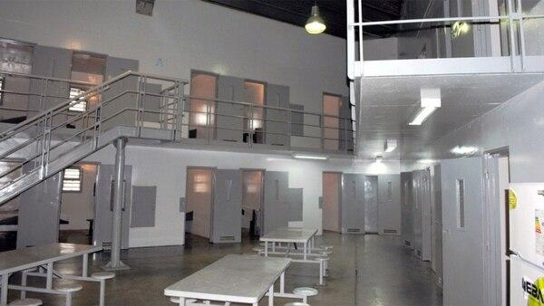 Las instalaciones del Hospital Penitenciario Central I de Ezeiza
