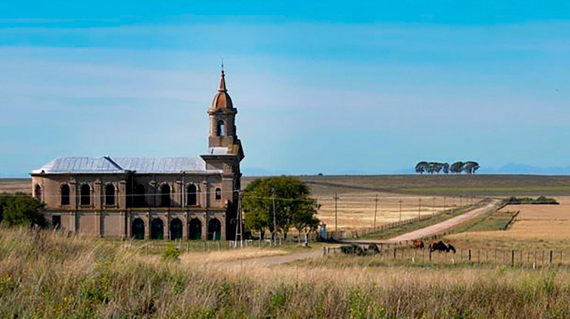 Iglesias donadas por familias patricias