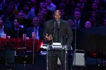 Michael Jordan donará 100 millones de dólares para organizaciones que luchan contra la igualdad racial (Robert Hanashiro-USA TODAY Sports)