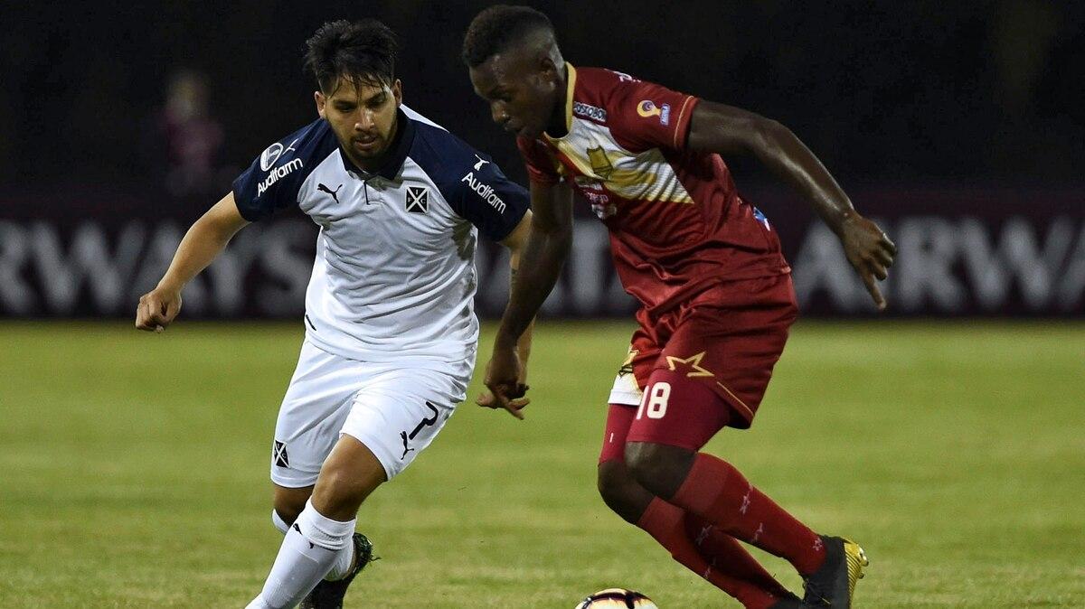 Independiente cayó ante Rionegro Águilas en Colombia por la ida de la segunda fase de la Copa Sudamericana