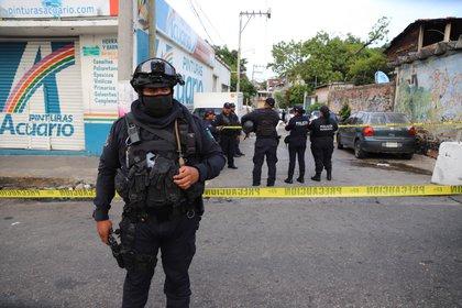 El asesinato ocurrió cuando Marques Oyorzábal viajaba en una cuatrimoto de su comunidad, por el camino El Duraznito, hacia la Ciénega de Puerto Alegre (Foto: Bernandino Hernández/Cuartoscuro)